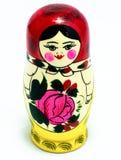 Κούκλα Matrioska Στοκ εικόνα με δικαίωμα ελεύθερης χρήσης