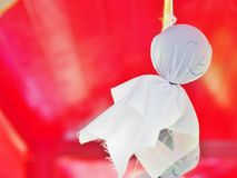 Κούκλα Rainny Στοκ φωτογραφίες με δικαίωμα ελεύθερης χρήσης