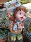 Κούκλα wellcome Στοκ φωτογραφίες με δικαίωμα ελεύθερης χρήσης