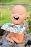 Κούκλες αργίλου Στοκ εικόνα με δικαίωμα ελεύθερης χρήσης