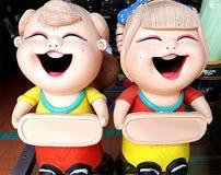 Κούκλες μωρών Στοκ φωτογραφίες με δικαίωμα ελεύθερης χρήσης