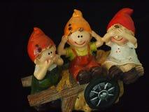 Κούκλες παιδιών Στοκ φωτογραφία με δικαίωμα ελεύθερης χρήσης