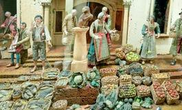 Κούκλες Παλάου Museu Μάρτιος Στοκ φωτογραφία με δικαίωμα ελεύθερης χρήσης