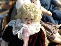 κούκλες παλαιές στοκ εικόνα