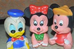 κούκλες τρία Στοκ Εικόνες