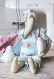 κούκλες χειροποίητες Στοκ εικόνα με δικαίωμα ελεύθερης χρήσης