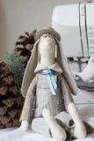 κούκλες χειροποίητες Στοκ φωτογραφία με δικαίωμα ελεύθερης χρήσης