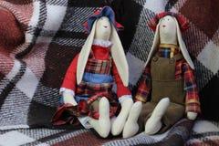 κούκλες χειροποίητες Στοκ εικόνες με δικαίωμα ελεύθερης χρήσης