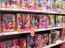 Κούκλες Barbie Στοκ Φωτογραφίες