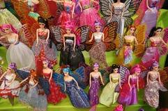 Κούκλες Barbie Στοκ Εικόνες