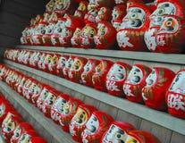 Κούκλες Daruma στοκ εικόνες με δικαίωμα ελεύθερης χρήσης