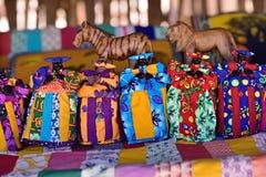 Κούκλες Herero, Ναμίμπια Στοκ Εικόνες