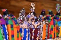 Κούκλες Herero, Ναμίμπια Στοκ Φωτογραφίες