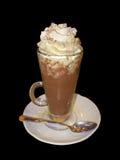 κούνημα πάγου κρέμας σοκολάτας Στοκ εικόνες με δικαίωμα ελεύθερης χρήσης
