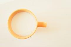 κούπα γάλακτος Στοκ εικόνες με δικαίωμα ελεύθερης χρήσης