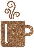 κούπα καφέ Στοκ Φωτογραφίες