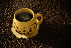 κούπα καφέ jpg Στοκ εικόνες με δικαίωμα ελεύθερης χρήσης