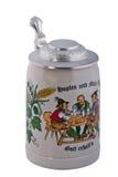 κούπα μπύρας Στοκ φωτογραφίες με δικαίωμα ελεύθερης χρήσης