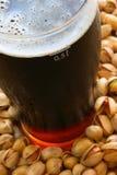 κούπα μπύρας στοκ φωτογραφία