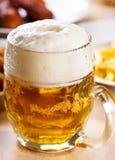 Κούπα της μπύρας Στοκ Φωτογραφίες