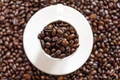 Κούπα Coffe Στοκ Φωτογραφίες
