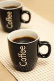κούπες καφέ στοκ φωτογραφία με δικαίωμα ελεύθερης χρήσης
