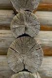 κούτσουρα παλαιά Στοκ φωτογραφία με δικαίωμα ελεύθερης χρήσης
