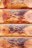 κούτσουρο καμπινών ανασ&kapp Στοκ φωτογραφία με δικαίωμα ελεύθερης χρήσης