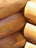 κούτσουρο κατασκευής Στοκ Φωτογραφίες