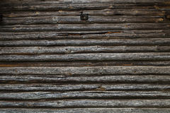 κούτσουρο σπιτιών παλαιό Στοκ φωτογραφίες με δικαίωμα ελεύθερης χρήσης