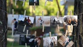 κολάζ εννέα γάμος φωτογρ&alp φιλμ μικρού μήκους