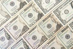 Κολάζ χρημάτων εγγράφου Στοκ Φωτογραφίες