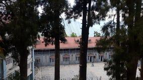 Κολλέγιο βουνών Στοκ φωτογραφία με δικαίωμα ελεύθερης χρήσης
