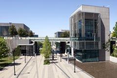 Κολλέγιο κομητειών Tarrant στο Fort Worth, ΗΠΑ στοκ φωτογραφία με δικαίωμα ελεύθερης χρήσης