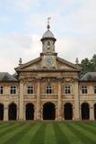 Κολλέγιο του Emmanuel, Καίμπριτζ, Αγγλία στοκ εικόνες