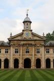 Κολλέγιο του Emmanuel, Καίμπριτζ, Αγγλία στοκ φωτογραφία