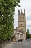 Κολλέγιο Magdalen, Οξφόρδη, Αγγλία Tom Wurl Στοκ φωτογραφίες με δικαίωμα ελεύθερης χρήσης