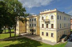 Κολλέγιο Novgorod των τεχνών που ονομάζονται μετά από το S Rachmaninov Στοκ Φωτογραφία