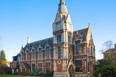 Κολλέγιο Pembroke, πανεπιστήμιο του Καίμπριτζ στοκ φωτογραφία