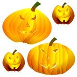 Κολοκύθα Halloweens Διανυσματική απεικόνιση
