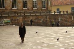 κολομβιανό άτομο Στοκ φωτογραφία με δικαίωμα ελεύθερης χρήσης