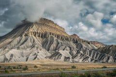 Κολοράντο και τα βουνά στοκ φωτογραφίες