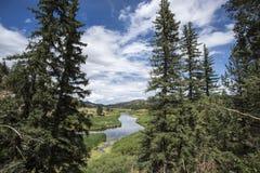 Κολοράντο δύσκολο Mountians Στοκ εικόνα με δικαίωμα ελεύθερης χρήσης