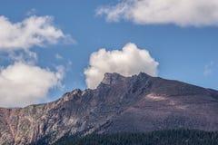 Κολοράντο δύσκολο Mountians Στοκ Εικόνα