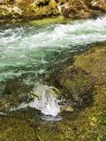 Κολπίσκος βουνών Στοκ φωτογραφίες με δικαίωμα ελεύθερης χρήσης