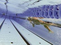 Κολυμβητής 011 Στοκ Εικόνες