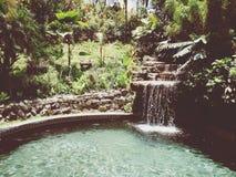 Κολυμπήστε τη Κόστα Ρίκα στοκ φωτογραφίες