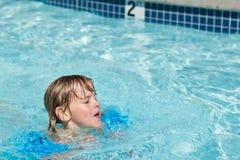 Κολυμπήστε το χρόνο Στοκ φωτογραφία με δικαίωμα ελεύθερης χρήσης