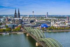 Κολωνία, Γερμανία Στοκ Φωτογραφίες