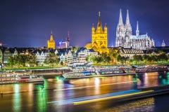 Κολωνία, Γερμανία στοκ φωτογραφία